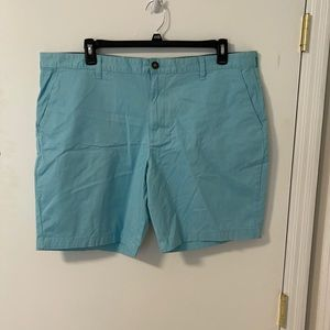 Men's blue casual or dress shorts